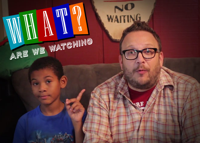 Welcome to the 'What Are We Watching?' Podcast!