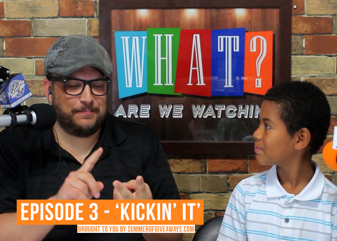 Episode 3: 'Kickin It'