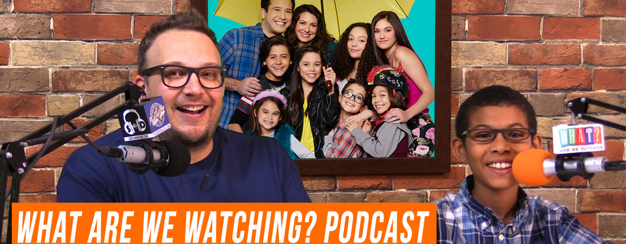 Video Podcast – Disney's 'Stuck In The Middle'
