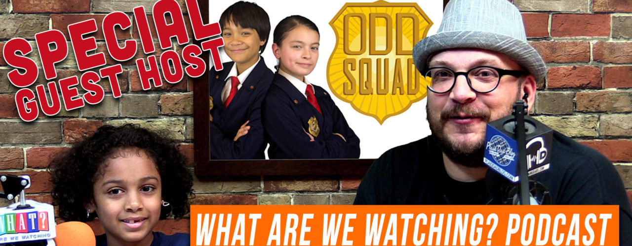 Episode 16: PBS's 'Odd Squad'
