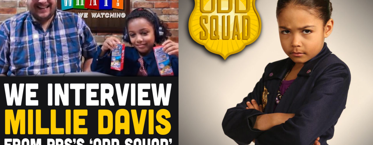 Millie Davis Interview – Star of 'Odd Squad' and 'Orphan Black'