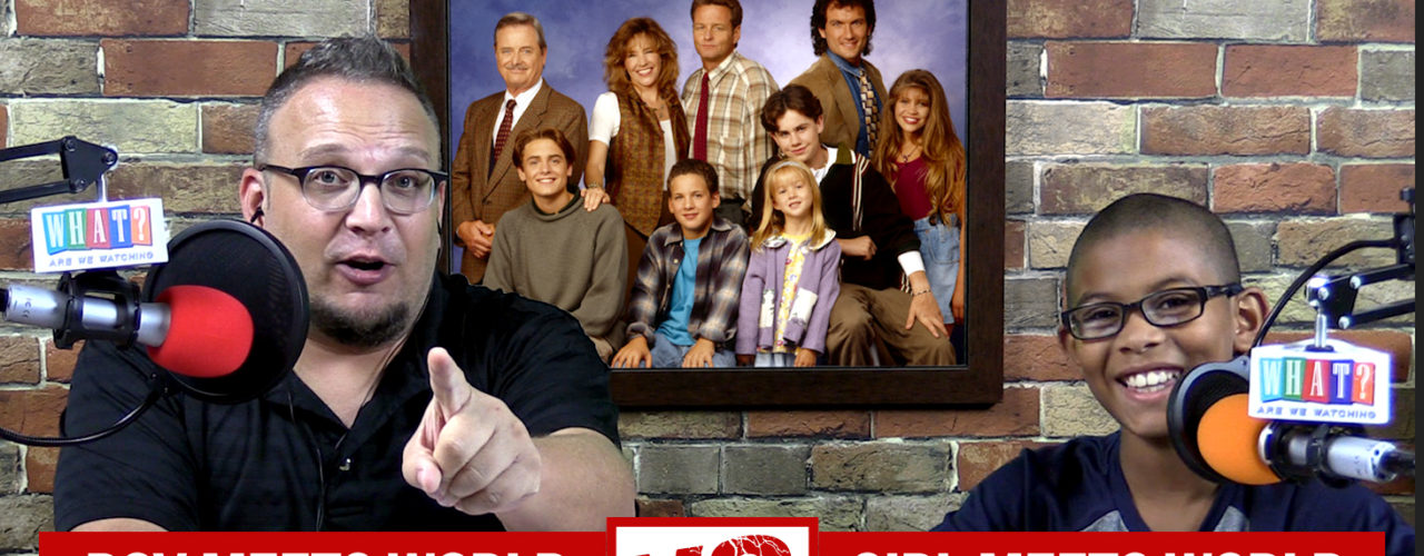Boy Meets World VERSUS Girl Meets World – Retro vs Contemporary