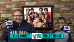Full House VS Fuller House – Retro VS Contemporary