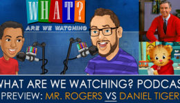 Preview Mr. Rogers VS Daniel Tiger